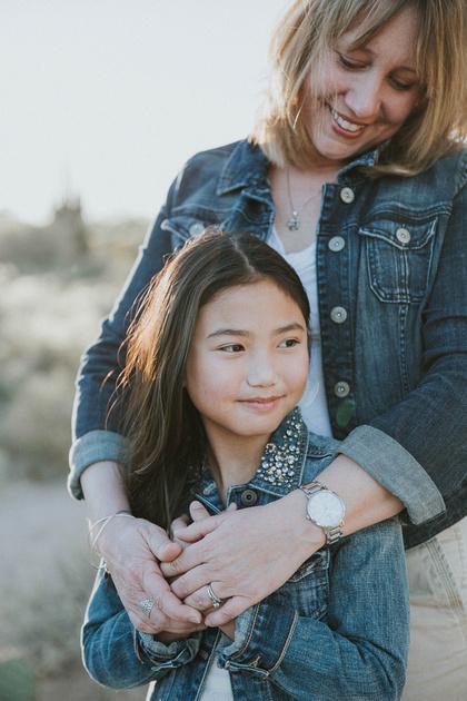 Tucson Family Portrait
