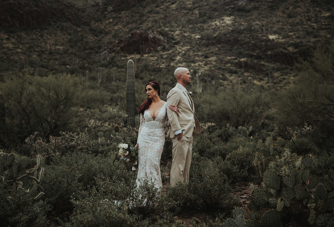 Tucson Elopement and Wedding Photographer